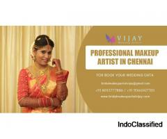 Best Wedding Makeup Artist in Chennai | Cine Makeup Artist in Chennai