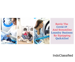 Increase Productivity and Performance for Your Laundry Business with QuikAllot!