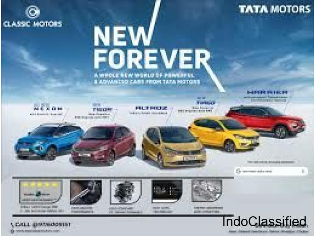 Grab  The Best Deal With  Classic Motor | Tata Showroom in Alwar and  Bhiwadi