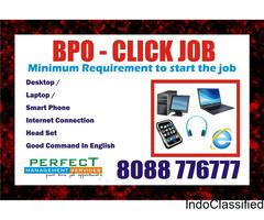 Home based Bangalore part time BPO Job |