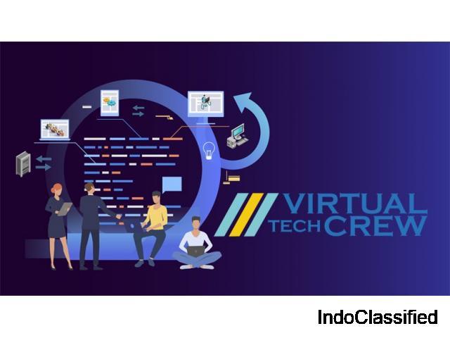 Dedicated Virtual Assistants in Virtual Tech Crew