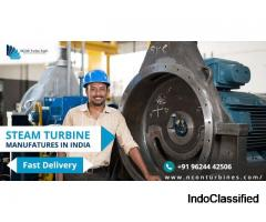 Low-Pressure Steam Turbine Manufacturers - nconturbines.com