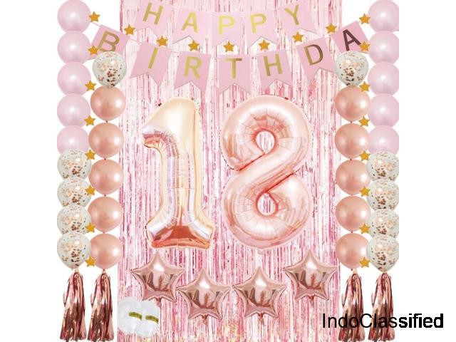 Special Gifts for 18th Birthday