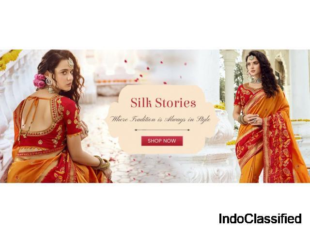 Indian Ethnic Wear Online | Sarees, Salwar Suits, Lehenga Choli, Kurtis & Gowns