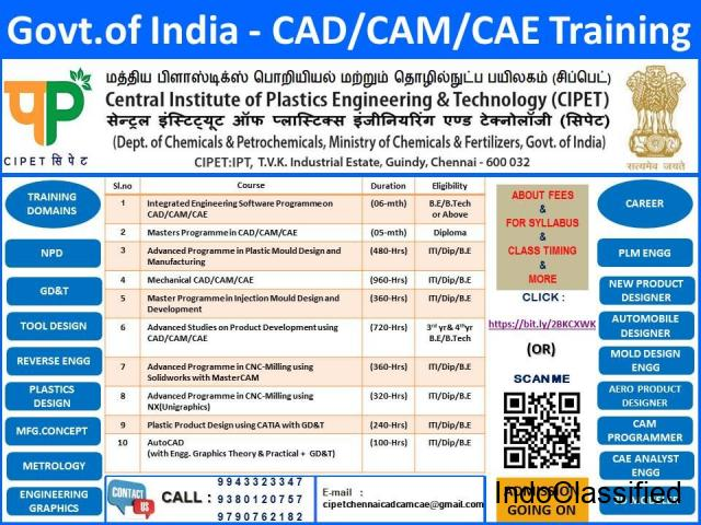 Best CAD Training in Chennai