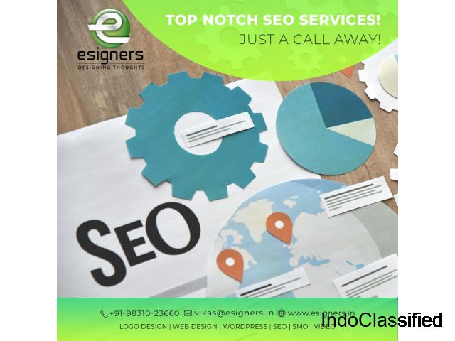 Local SEO Services In India By ESIGNERS
