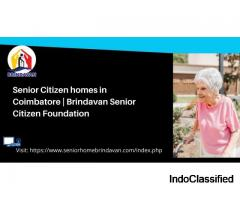 Get best Senior citizen homes at affordable cost | best retirement homes