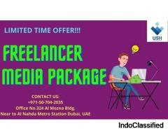 SHAMS Freelancer Media Package