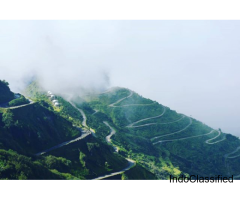 Silk Route Tour Package - Ancient Vision from Mountain