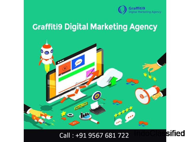 Graffiti9 Digital Marketing Agency in Kottayam