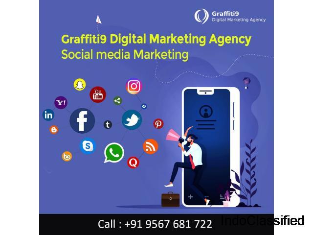 Graffiti9 Social media Marketing Agency