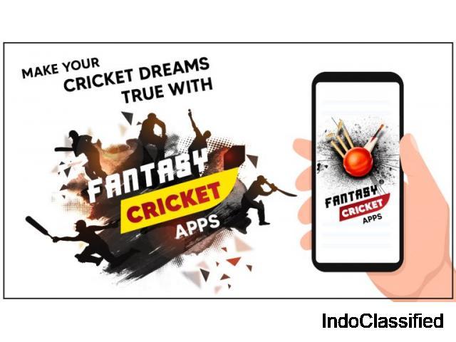 Make your Cricket Dreams True with Fantasy Cricket Apps