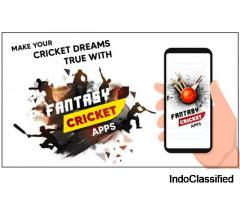 Make your Cricket Dreams True with Fantasy Cricket Apps