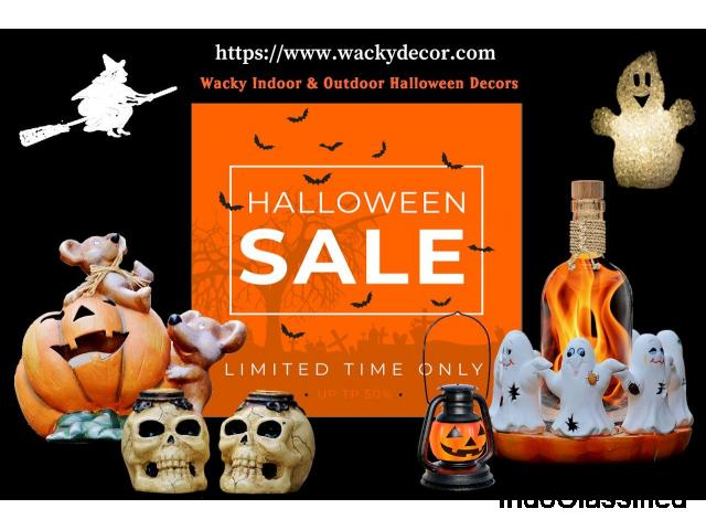 Unique & Wacky Halloween Decors That Can't be Found at Big Box Stores