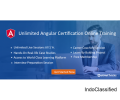 Angular Online Training and Certification - Dotnettricks