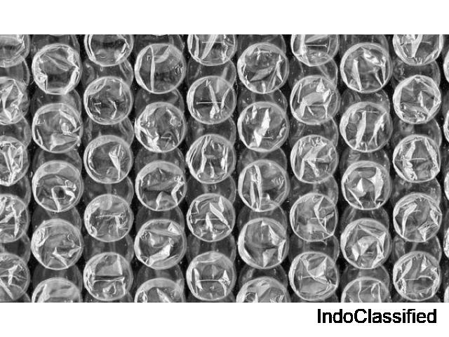 Bubble Wrap Packaging Materials