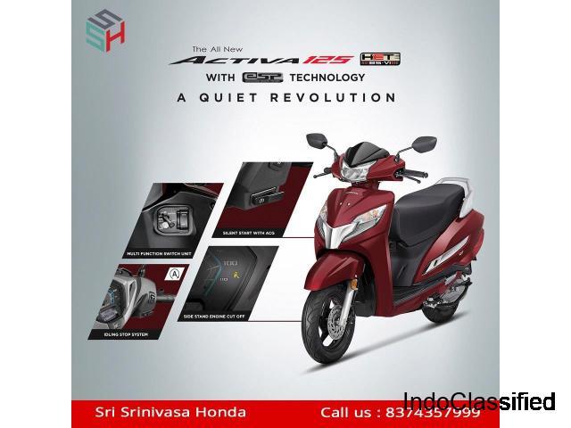 Honda Showroom in Warangal, Hanamkonda