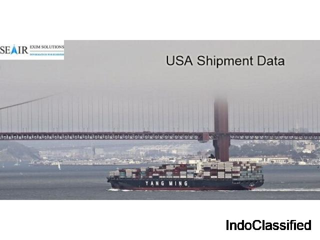 US Shipment Data for Tracking Export and Import Shipment of the USA