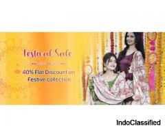 Shop Women Clothing Online at Rajkumari