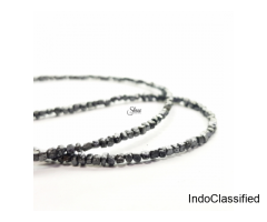 balck diamond beads
