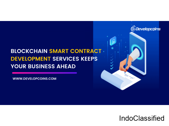 Smart Contract Development Service