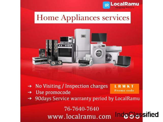 Localramu - Get Professional Services At Your Doorsteps
