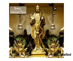 Bronze Hindu God Statues