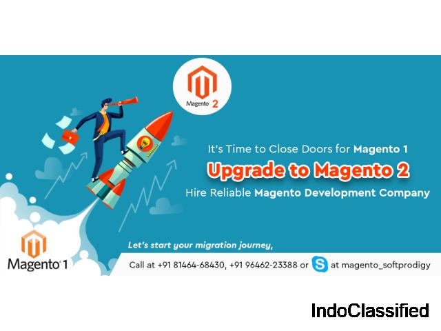 MAGENTO MIGRATION SERVICE