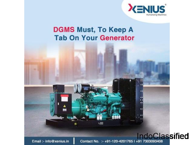 Discover what makes your DG Smart generator monitoring system