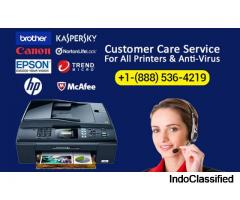 Printer Customer Service Number 1(888)5364219 Antivirus Customer Service Number