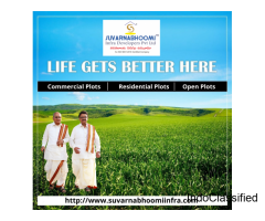 Suvarna Sannidhi | DTCP Plots for sale in Ippalapally, Shadnagar - Hyderabad