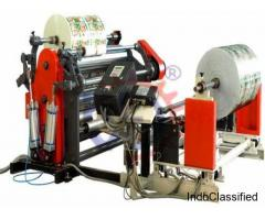 Slitter Rewinder Machine, Paper Slitting Machine Supplier