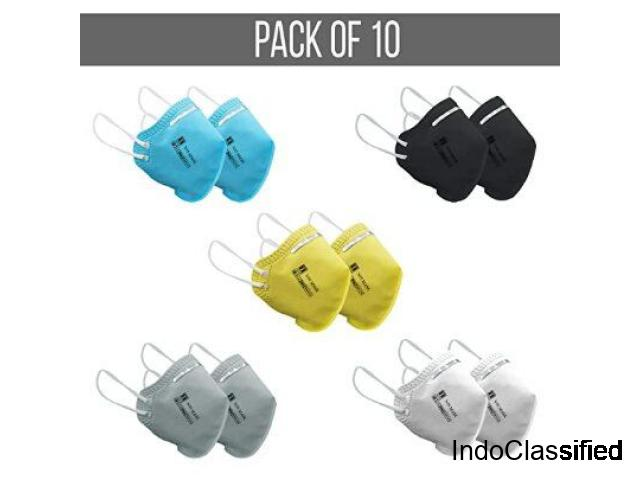 Trendy N95 Mask 5 Layer Filteration Face Mask.
