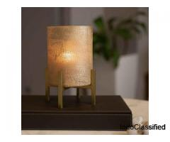 D'or Fantasy Pillar Holder