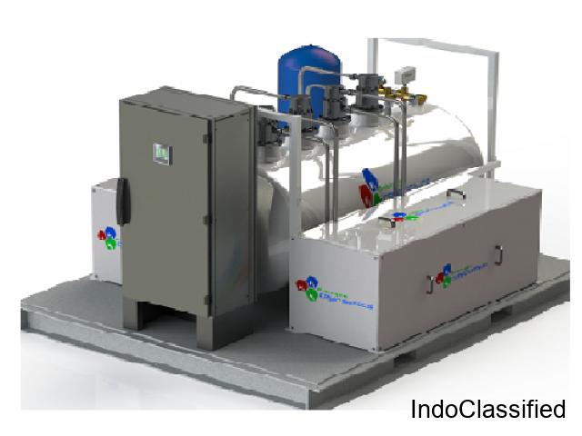 Liquid Nitrogen Plant - Liquid Nitrogen Generator Delhi India