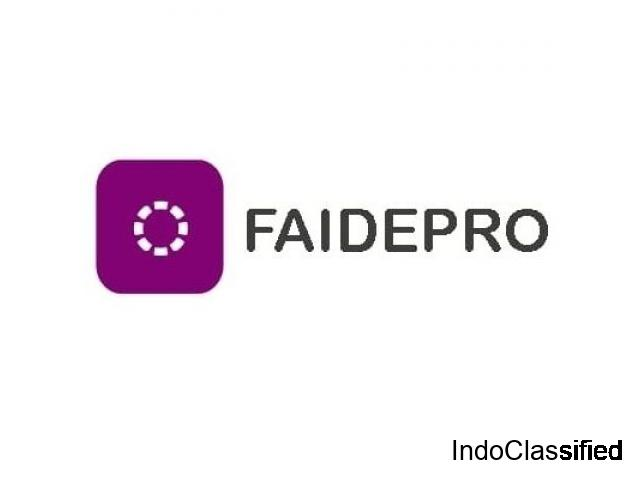 Faidepro your one stop services.