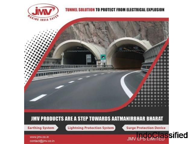 India's Leading Earthing & Lightning Protection Manufacture