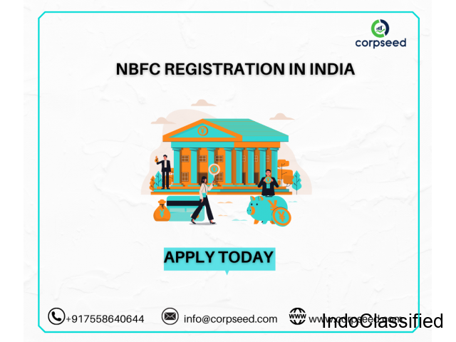 NBFC Registration & Licensing -India's#1 NBFC Consutancy