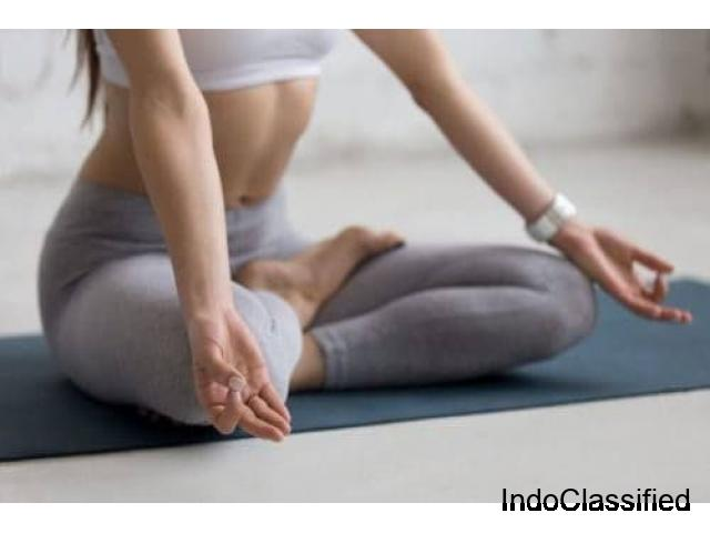 Yoga Teaching Class