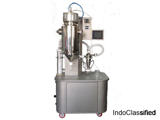 Best spray & freeze dryer machine manufacturer and supplier in india | labultimaprocess.com