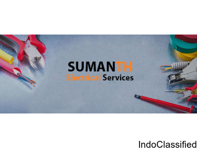 Electrical repair services Hyderabad