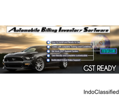 Best Automobile Billing Inventory Software in patna