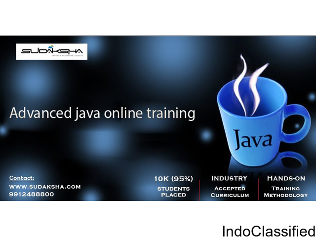 Sudaksha Java Job Oriented Course