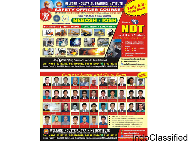 Best Safety Institute In India