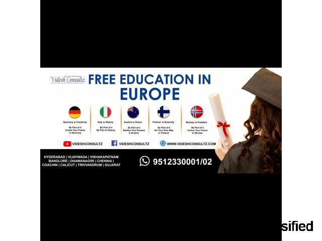 Get Best Education Consultants In Ahmedabad For Your Career