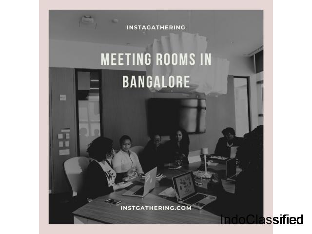 Meeting Rooms in Bangalore | Get 10% Off on First Booking
