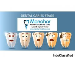 Manohar dental best fractured teeth clinic in vizag