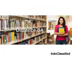Distance BA Course - Get all the details of the course
