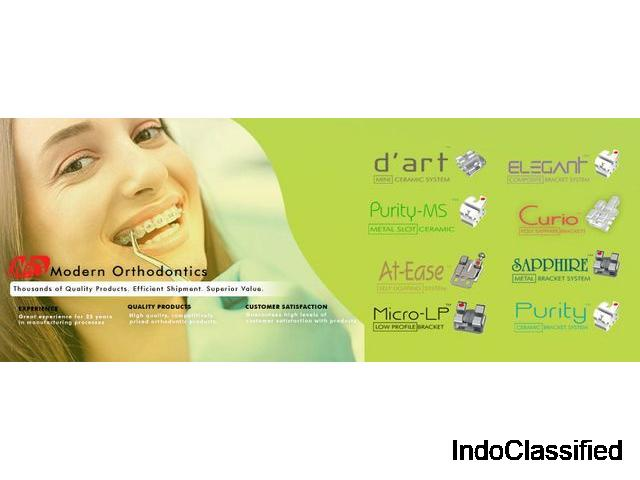 Modern Orthodontics Products