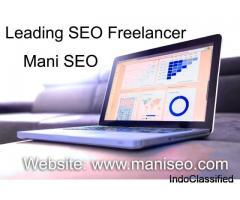 Leading SEO Freelancer in Bangalore, Chennai and Coimbatore
